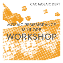 Load image into Gallery viewer, Mosaic Remembrance Mini-Orb