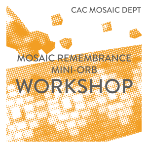 Mosaic Remembrance Mini-Orb