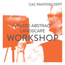 Load image into Gallery viewer, Impasto Abstract Landscape