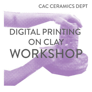 Digital Printing on Clay