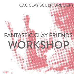 Fantastic Clay Friends Ceramic Sculpture