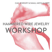 Load image into Gallery viewer, Hammered Wire Jewelry