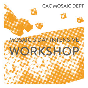 Mosaic 3 Day Intensive