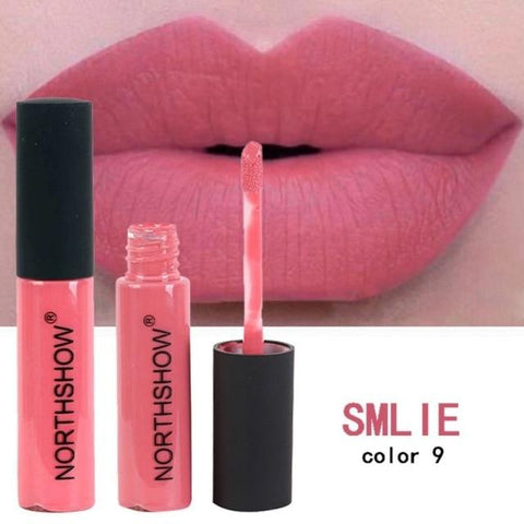 12 Colors Matte Lipstick Long-Lasting Liquid Lip Makeup Tint Tattoo Lipstick Easy To Wear Red Lip Gloss Cosmetic