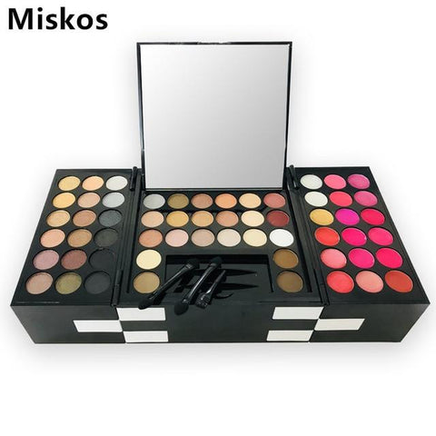 148 Color Makeup Set Eyeshadow Concealer Contour Blush Lip Gloss Palette Box Set Makeup Kit Maquiagem Profissional Completa