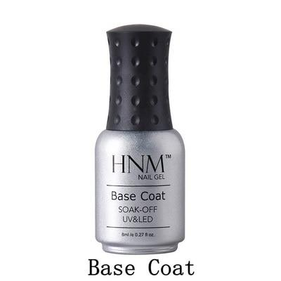 HNM 8ml 32 Colors Thermo Change Nail Polish Temperature Change Color UV LED Lamp Top Primer Lucky Varnish Gel Lacquer