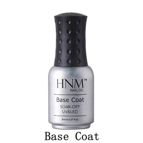 HNM 8ml Soak Off Gel Nail Polish UV LED Gel Polish 58 Colors Gelpolish Semi Permanent Hybrid Polish Varnish GelLak Lacquer ink