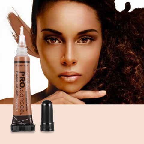 Women Fashion Long Wearing Pro Concealer Face Foundation Cream Makeup Waterproof Highlight Contour Concealer Face Cosmetics