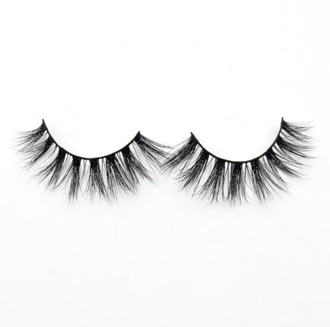 visofree eyelashes 3D Mink Lashes Reusable Full Strip Lashes False Eyelashes Handmade Mink Lashes Cruelty free Upper Lashes D22