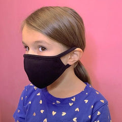 3 Reusable Face Masks for Kids (Small)