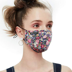 100 Reusable Masks with PM2.5 Filters (customizable)