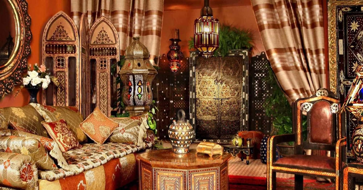Moroccan Decor: All Your Keys!