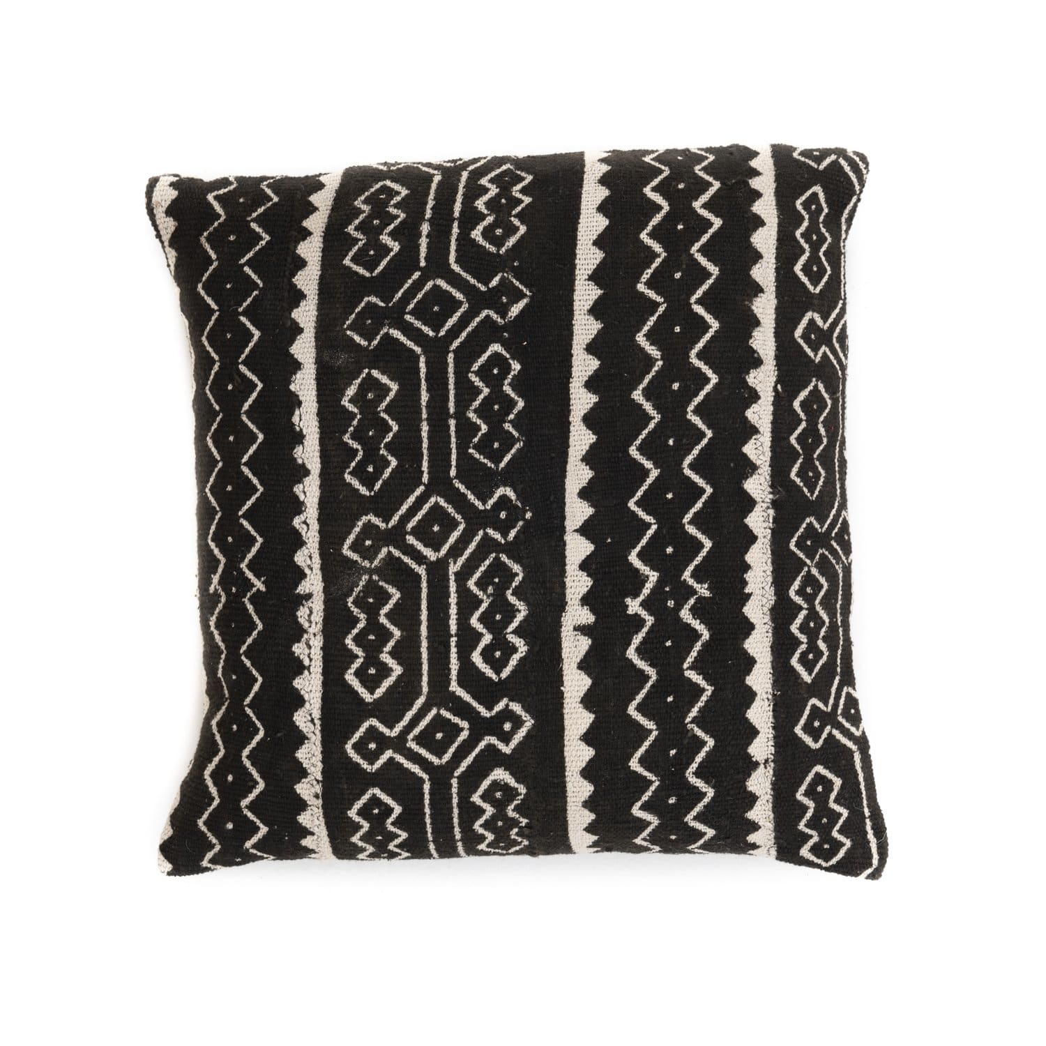 African mudcloth Pillow Cover - Moroccan Furniture
