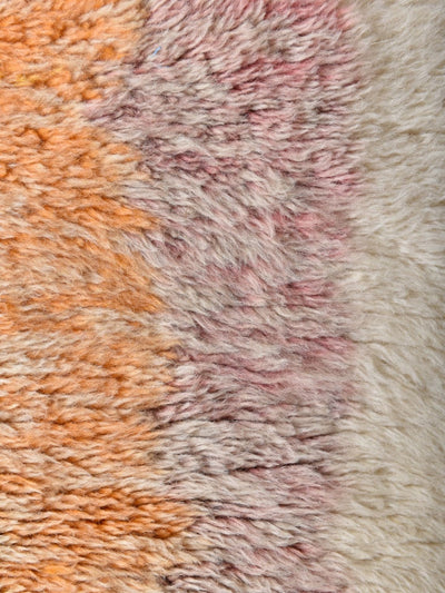 "Blooming Path - Luxury Mrirt Rug ""Exclusive"" - BENISOUK"