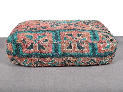 Double Boujad Floor Pillow - BENISOUK