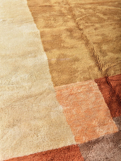 "Elegance - Luxury Mrirt Rug ""Exclusive"" - BENISOUK"
