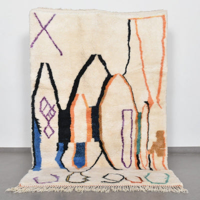 "Love Letter - Luxury Mrirt Rug ""Exclusive"" - BENISOUK"