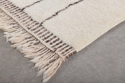 Luxury Mrirt rug 5.2 x 8.1 ft - BENISOUK