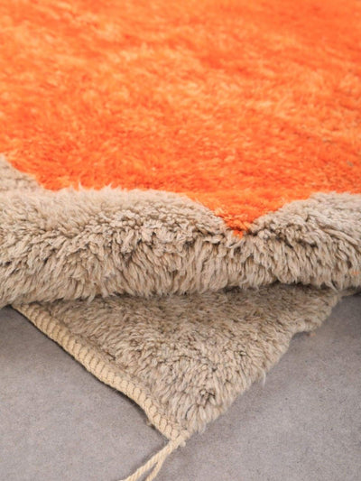 Luxury Mrirt rug 6.4 x 9.7 ft / 194 x 277 cm - BENISOUK