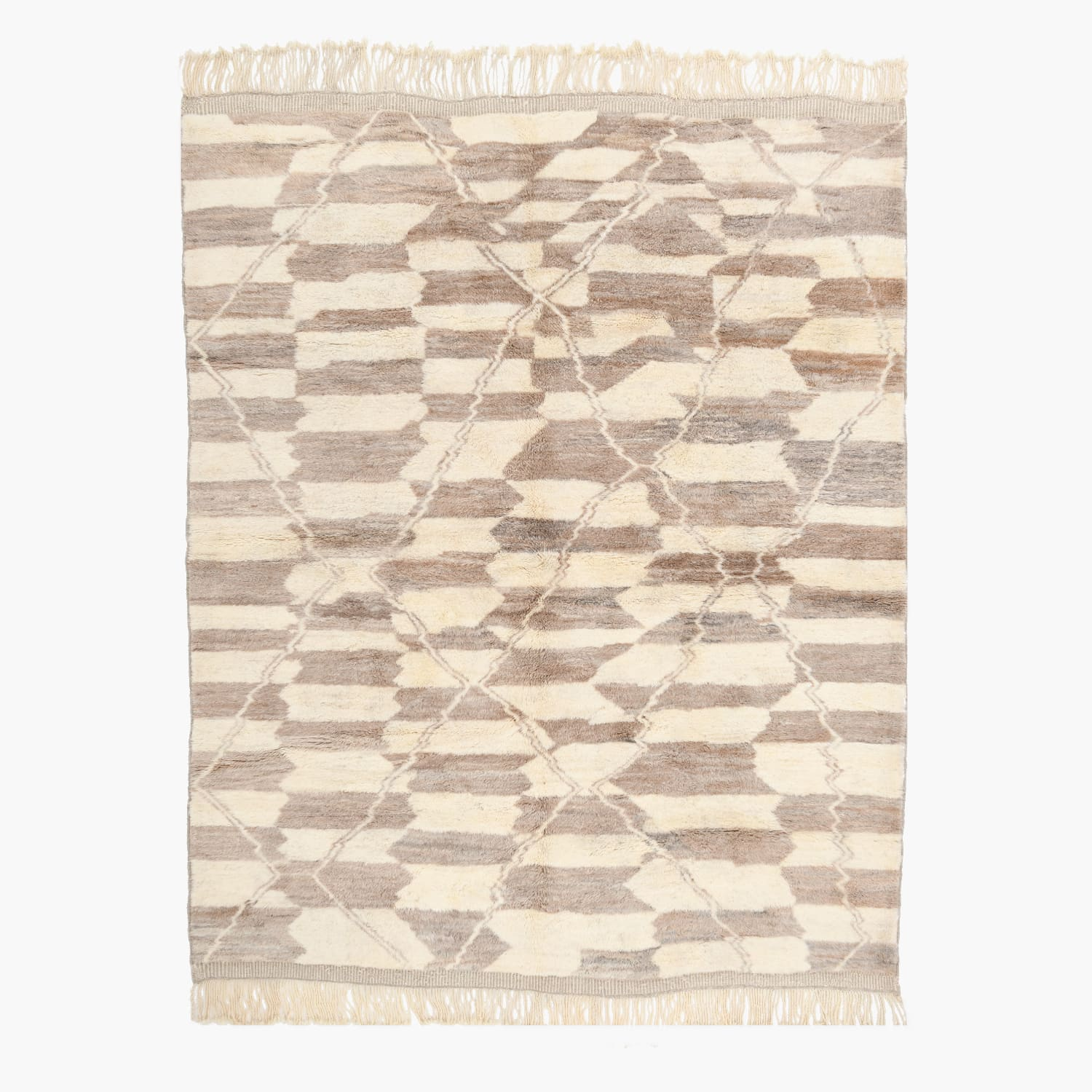 Luxury Mrirt rug 8.3 x 10.1 ft / 253 x 307 cm - Mrirt Rug