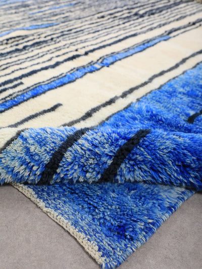 Luxury Mrirt rug 8.5 x 10.7 ft - BENISOUK