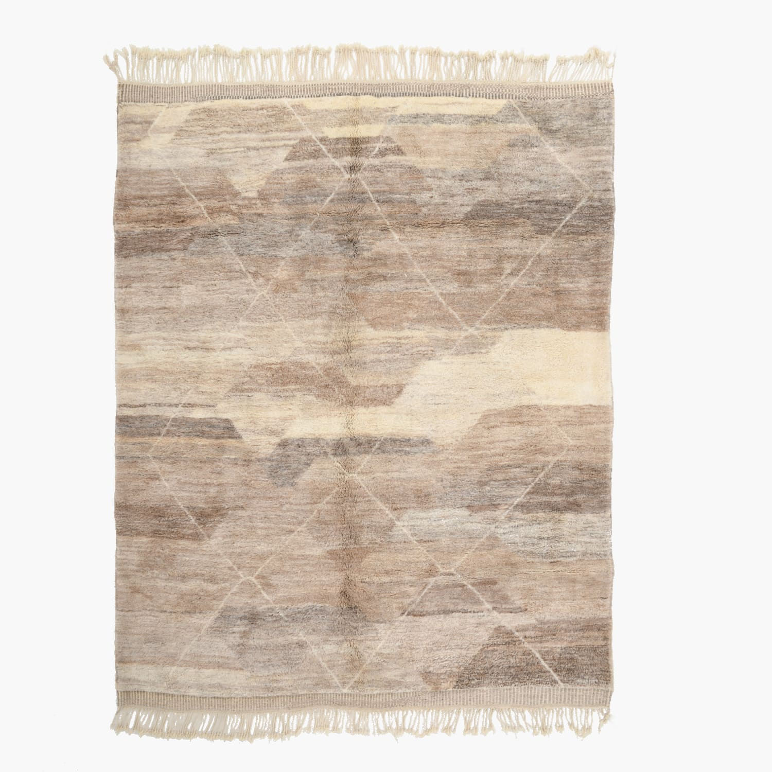 Luxury Mrirt rug 8.8 x 11.5 ft / 268 x 350 cm - Mrirt Rug