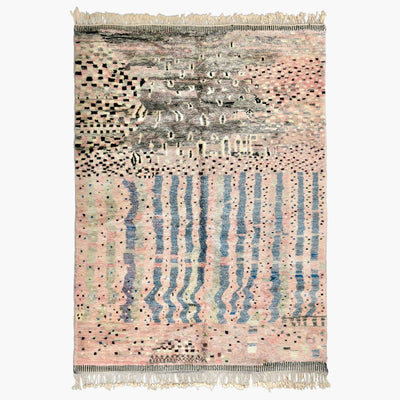 "Magic Forest - Luxury Mrirt Rug ""Exclusive"" - BENISOUK"