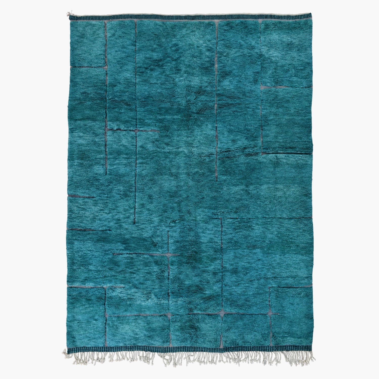 "Mermaid - Luxury Mrirt Rug ""Exclusive"" - BENISOUK"