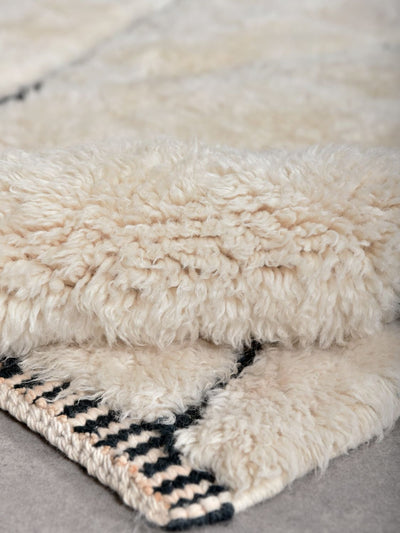 "Road To Happiness - Luxury Mrirt Rug ""Exclusive"" - BENISOUK"