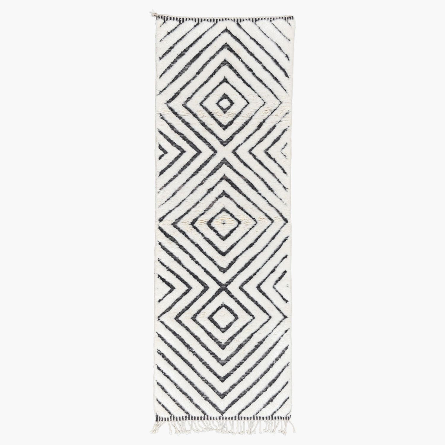 Runner - Luxury Mrirt runner rug - BENISOUK