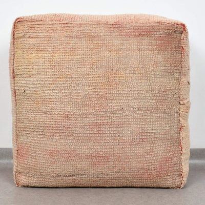 Square Boujad Floor Pillow Cover - BENISOUK