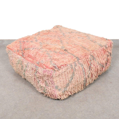 Square Boujad Floor Pillow - BENISOUK