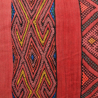 Square Kilim  Floor Pillow - BENISOUK