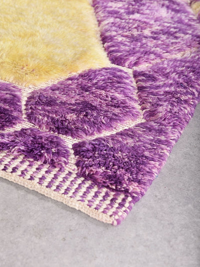 "True Love - Luxury Mrirt Rug ""Exclusive"" - BENISOUK"