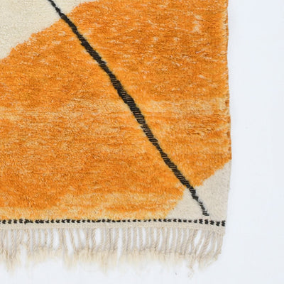 "Upside down - Luxury Mrirt Rug ""Exclusive"" - BENISOUK"