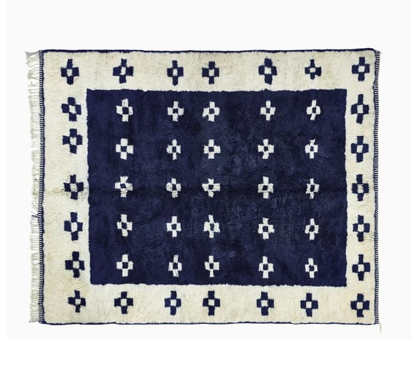 The Secrets Behind The Symbols On The Berber Rug