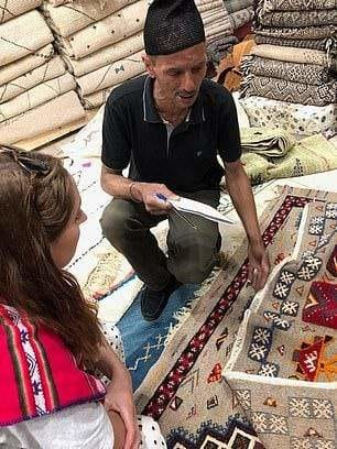 How to buy a Moroccan Rug