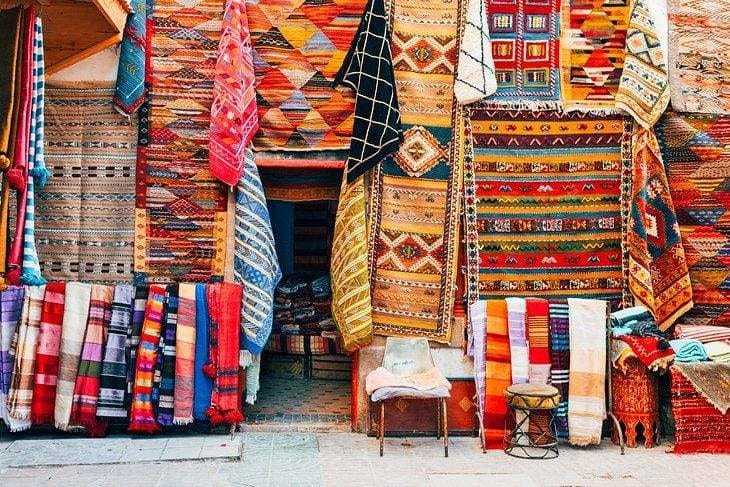 Shopping for a Moroccan Rug