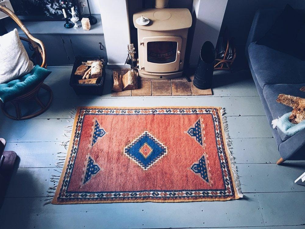 The Other Places you can put Moroccan Rugs