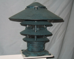 Broward Casting™ Pagoda Light