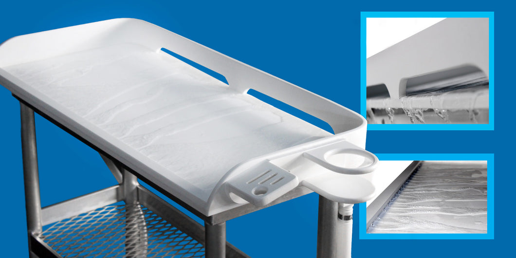 Niagara™ Fish Cleaning Tables - 2 Legs