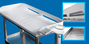 Niagara™ Fish Cleaning Tables - 4 Legs