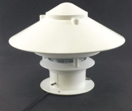 Focus Industries® 7W LED MR16 80° VWFL, CAST ALUM 2 TIER PAGODA 10