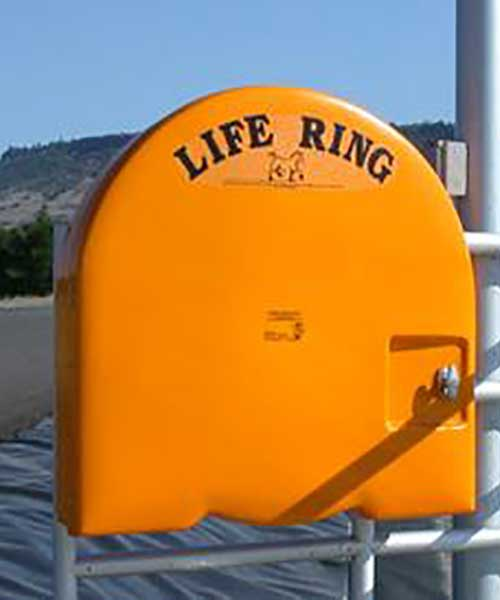Life Ring Cabinets