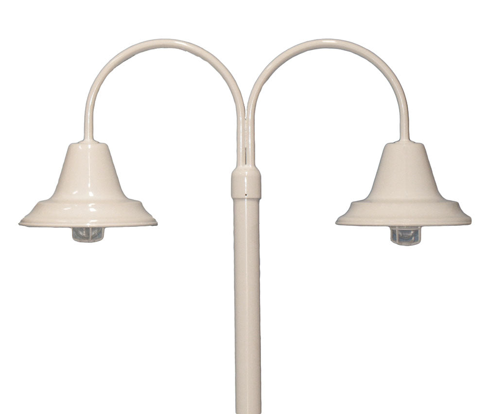 Broward Casting™ Double Wharf Light - Oxford