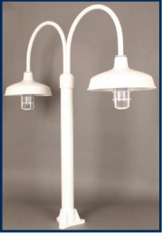 Broward Casting™ Double Wharf Light - New England