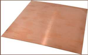 Copper Sheets for Piling Caps