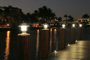Lake Lite™ Solar Pagoda Lights