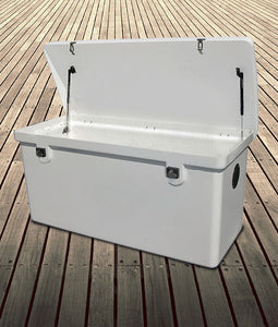 Low Profile Dock Box
