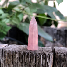 Load image into Gallery viewer, B.Y.O.R. Stone #13 Rose Quartz Point